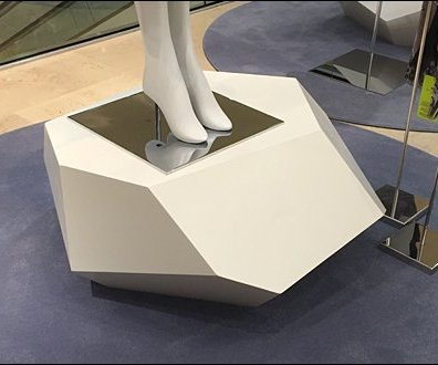 Geometric Pedestals 3