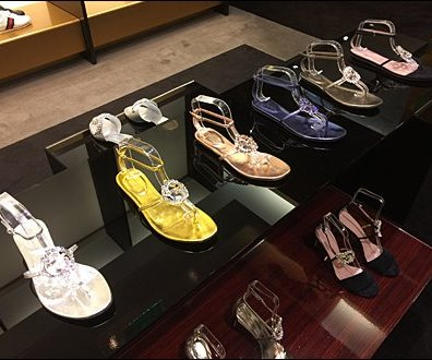 Gucci Sandal Shoe Forms 1