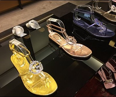 Gucci Sandal Shoe Forms 2