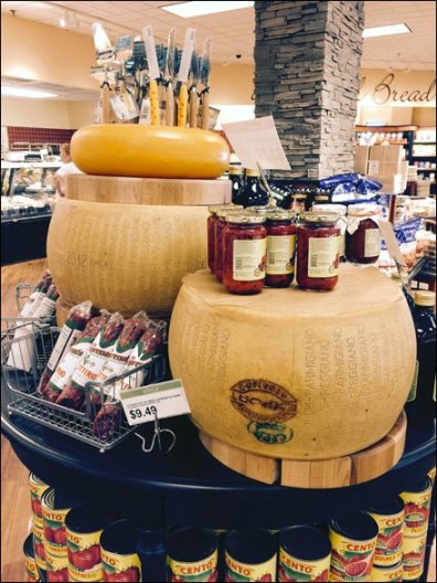 Kings Oversize Cheese Wheels Main