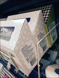 Kleenex Shelf-Top Gravity Feed 3