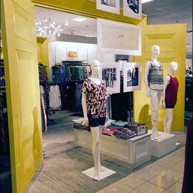 Liz Claiborn Store-In-Store Doors Open 2