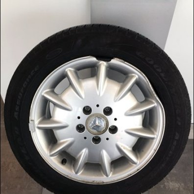 Mercedes Wheel Protection Prop 2
