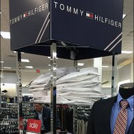 Tommy Hilfiger Brand Hoisted High