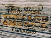 Vintage America Rustic Branding