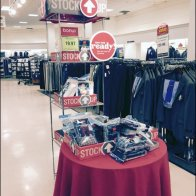 Bon-Ton Hanes Stock Up 1