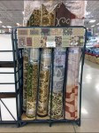 Bursa Carpet Colection Display Rack Aux