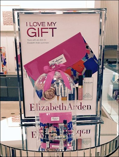 I Love My Elizabeth Arden Gift A1 2