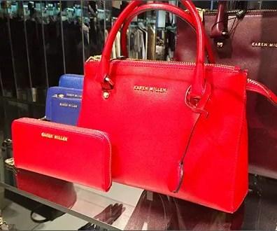 Karen Millen Multi-Bag Branding 2