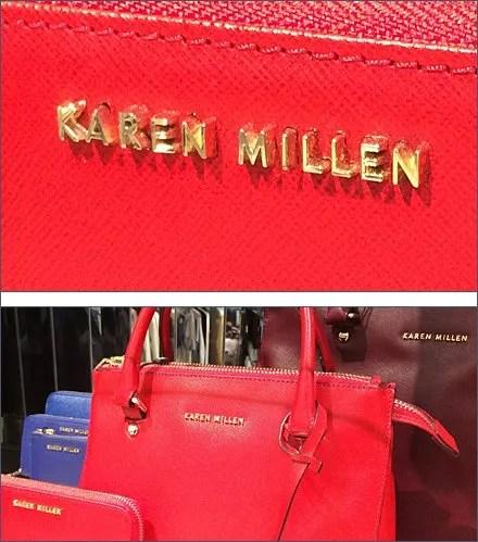 Karen Millen Multi-Bag Branding Stepped Main