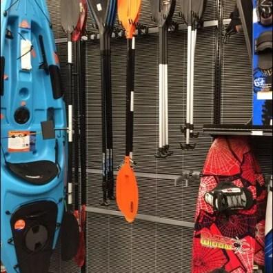Kayak Paddle Undulating Utility Hook 3