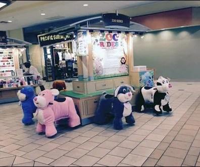 Mall Zoo Ride Kiosk 1