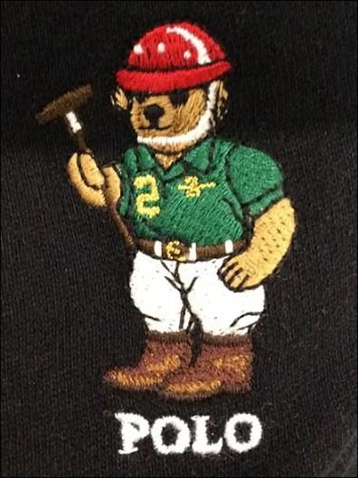 Polo Teddy Bear Branded Baseball Caps