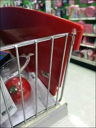Reversable Plastic Shelf Dividers 2