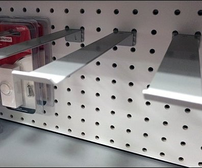 UtiliTech® Metal Plate Butterfly Hooks 1