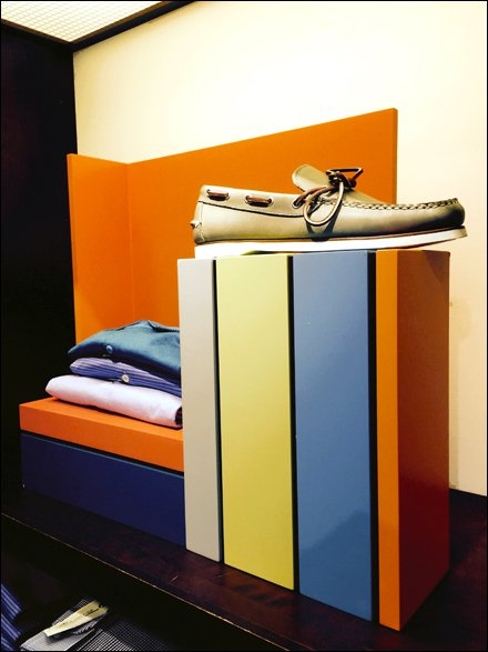 Earning Your Visual-Merchandising Stripes