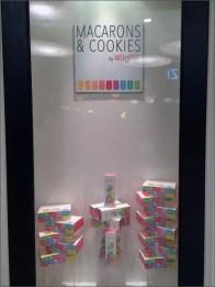 Whoops Macaron & Cookie Window Dressing 2