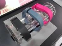 High Tech Wristwatch Hump
