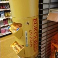 Burt's Bees Ladder-Mount Lip Balm for PowerWing