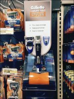 Gillete® ProGlide In-Motion Retail Demo 1