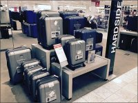 Hardside Promotes Luggage Not Brand