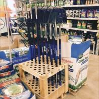 Kobalt® Rakes Outsell Shovels 4-To-1