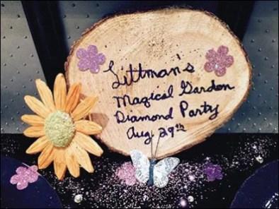 Littmans D.I.Y. Magical Garden Diamond Party 3