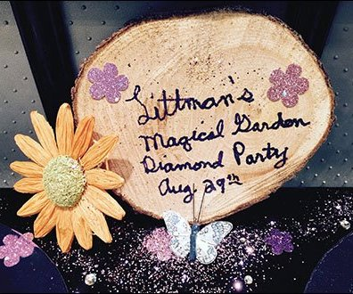 Littmans D.I.Y. Magical Garden Diamond Party 3