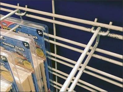 Lowes Build & Grow Slatwire Grid Hooks 2