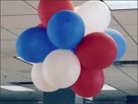 Mercedes Dealership Balloon Decor 3