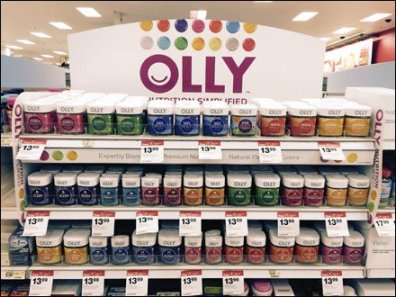 Color-Coded Shelf-Edge Merchandising