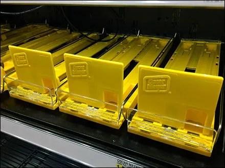 Oscar Mayer Branded Shelf-Edge Auto Feed
