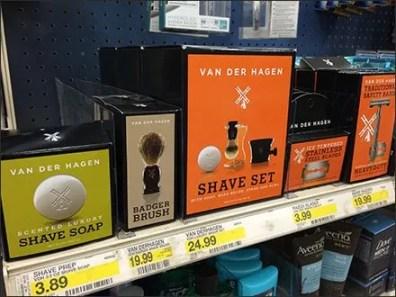 Van Der Haggen Shave Sets 1