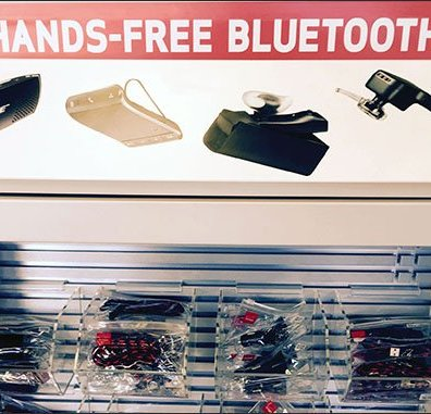 Verizon® Retail Outfitting Goes Bluetooth®