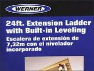 Werner Ladder Leveler Try-Me Redux