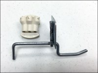 Adjustable-Angle Bar-Mount Hook Details