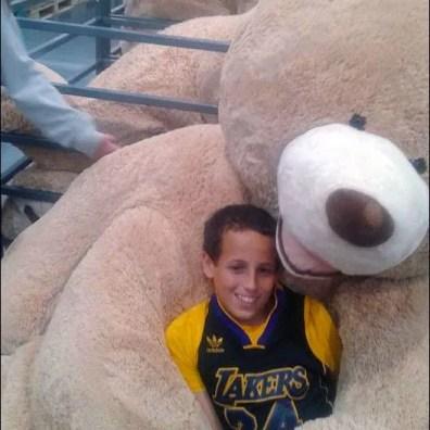 Giant Teddy Bulk Bin at Costco®