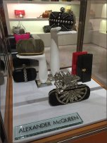 Alexander McQueen Halloween Museum Case
