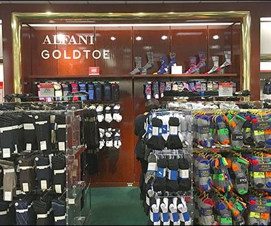Stepping Out With Alfani® Goldtoe Socks