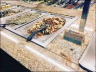 Allergens Alert at Food Buffet 4