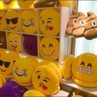 Emoticon Sales At Mall Shelf Edge 1