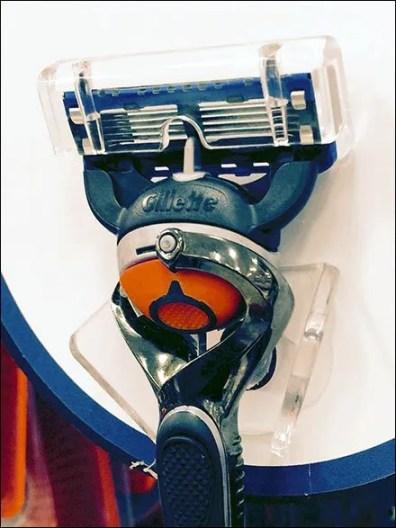 Gillette ProGlide Fusion 3