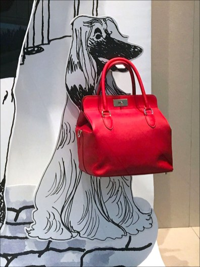 Hermes Foamcore Fashion Dogs 3