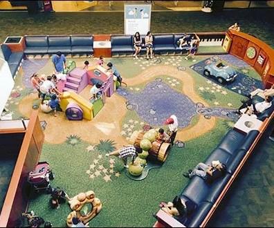 Kidgets® Playground At The Mall