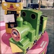 Elaborate Kids Mall Carousel Ride