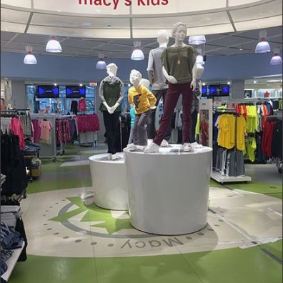 Macy's Truncated Cone Pedestals Inverted