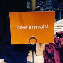 New Arrivals Knock-Out on Coil-Clip