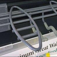 Outwater Plastics Slatwall Mystery Hook 3