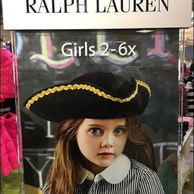 Ralph Lauren Twins GIRL 3