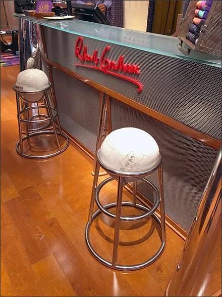 Rober Graham® Branding and Wembley Seating